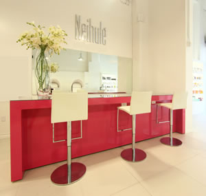 interior design for beauty fashion lifestyle companies