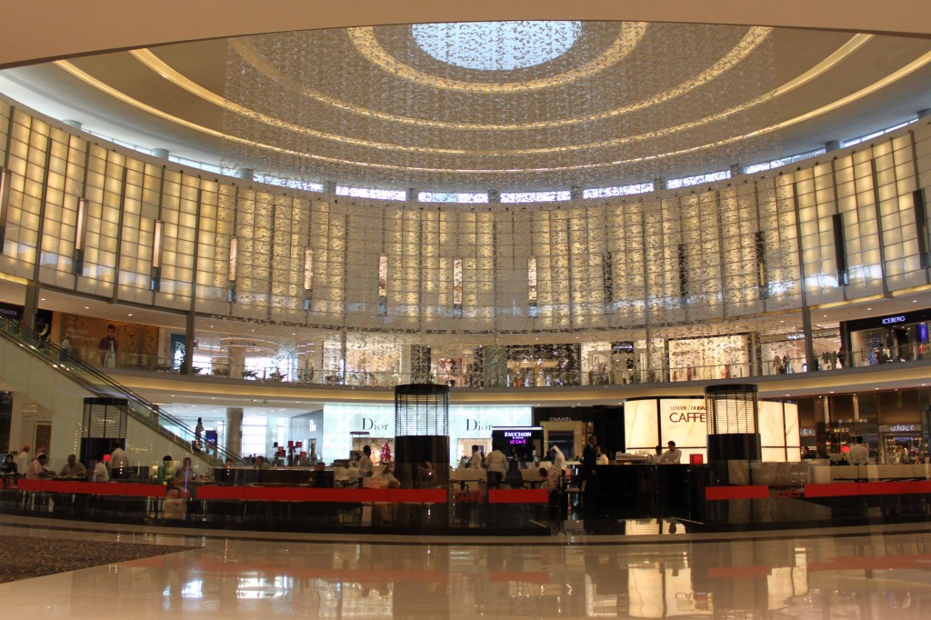 The Dubai Mall Seyie Design