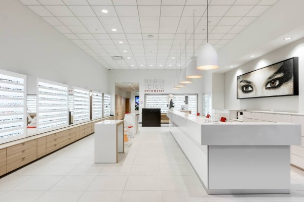 Optical Archives Seyie Design Simple Optometry Office Design